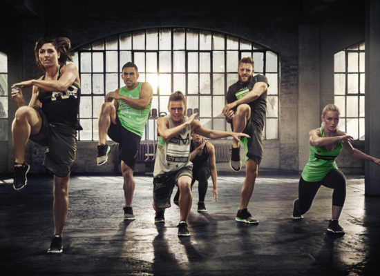 Body Combat by Les mills
